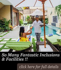 So Many Fantastic Inclusions & Facilities! Click here for full details.